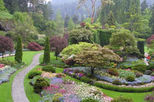 Vancouver to Victoria and Butchart Gardens Tour by Bus, Vancouver, Day Trips