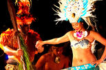 Cook Islands Cultural Village Tour with Night Show and Buffet Dinner in Rarotonga