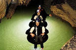 Black Water Rafting Waitomo Caves Tour, Auckland,