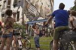 Modern Berlin Bike Tour Including Kreuzberg and Tempelhof Airport