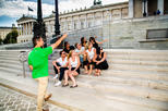 Europe - Austria: Vienna Super Saver: City Walking Tour plus Highlights Bike Tour