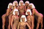 Crazy Girls Fantasy Revue at the Riviera Hotel and Casino