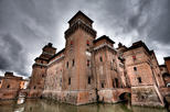 Private walking tour of Ferrara with a local guide