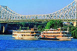 Brisbane River Lunchtime Cruise, Brisbane, Day Cruises