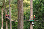 Flying Squirrels Zip line in Chiang Mai (3 Programs)