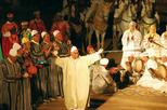 Traditional Dinner Show with Moroccan Folklore in Marrakech