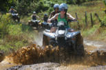 Jamaica ATV Off-Road Adventure to Sandy Bay