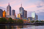 2-Day Combo: Melbourne City Tour, Yarra River Cruise and Great Ocean Road Day Trip, Melbourne, ...