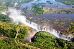 3-Day Victoria Falls Tour with Zambezi Sunset Cruise and optional Big 5 Game Drive and Helicopter Flight