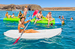 Atlantic Beach Hopping Tour with Lunch and Water Sports from Fuerteventura