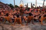 Uluwatu Sunset with Kecak Firedance and Beach-side BBQ Seafood Dinner