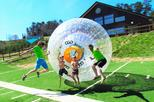 USA - Tennessee: Zorbing at Outdoor Gravity Park in Pigeon Forge