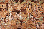Private Buddhism art tour with The Silk Road Show include dinner