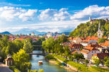 Ljubljana in a day from Nova Gorica - day tour