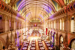 New Year's Eve Gala in the Grand Ballroom of the Vienna City Hall