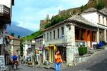 Visit Gjirokastra UNESCO world cultural heritage Blue Eye and Lekuresi Castle on a private tour