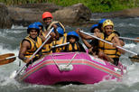 Adventure Day Trip in Kitulgala with White Water Rafting Confidence Jump and lunch