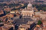 2 in 1 small group tour Vatican with early entrance and Colosseum with entrance on the Arena