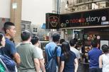 Hawker Haven and Street Art Tour