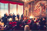 Gourmet Concert and Dinner in a Venetian Palace