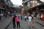 Chongqing private day tour of ciqikou old town and ronghui hot in chongqing 396364