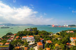 Xiamen Private Day Tour of Gulangyu Island , Hulishan Battery or Nanputuo Temple without meals