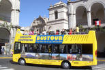 Afternoon: Arequipa Panoramic bus with entrances
