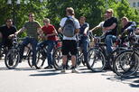 Riga daily bike tour in riga 372872