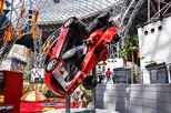 Ferrari World & Yas Water Park Ticket with Return Transfers