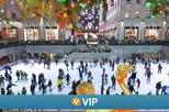 TravelToe VIP: Rockefeller Center Ice Skating and Dinner Rink Side at The Sea Grill