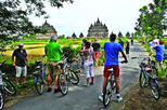 Half-Day Prambanan To Plaosan Morning Cycle