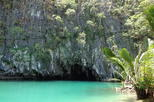 St Paul Subterreanean River National Park or Underground River  one of UNESCO World heritage site