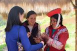 Rural Tourism - Weaving workshop in Ollantaytambo - Half day - Group service