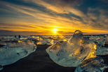 3 Day Tour Jokulsarlon - Golden Circle - South Coast - Glacier Hike - Boat Tour