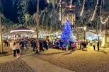 St Augustine Nights of Lights by Golf Cart