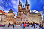 3-hour Prague Architecture Private Walking Tour