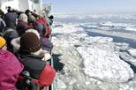 Ice Crusher Cruise Monbetsu Ocean Park from Sapporo with Lunch