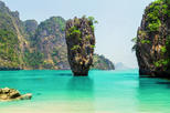 James Bond Island With Big Boat, Canoeing x2 And Swimming