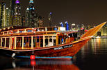 Dubai Marina: Dhow Cruise with Buffet Dinner