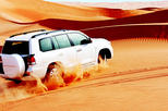 Dubai Red Dunes Safari: BBQ dinner, Sandboarding & Camel Ride pick up from RAK