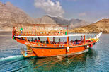 Musandam Dibba Cruise with Buffet Lunch transfers from Dubai