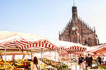 Nuremberg Culinary Walking Tour from Bratwurst to Gingerbread