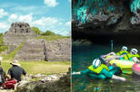 Xunantunich & Cave Tubing with Lunch