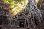 Tour of Banteay Kdei and Ta Prohm Including Khmer Massage and Cultural Dinner Show