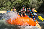 Full Day of Whitewater Rafting on the Rogue River