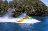 30-Minute Beach to Bay Jet Boat Experience from Te Anau