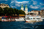 Drink and Cruise Budapest with 24 Hour Ticket and Full Price Drinkable