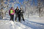 Cross Country Skiing in the Arctic Tromso