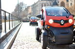Lyon Private City Tour by Electric Car