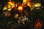 Alton Towers Resort Admission Ticket with Meal Deal